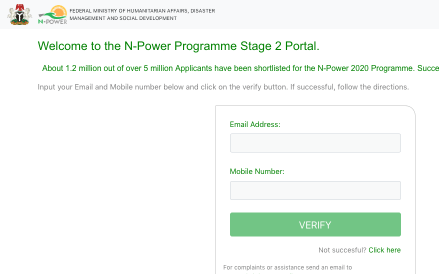 npower list of successful applicants 2020