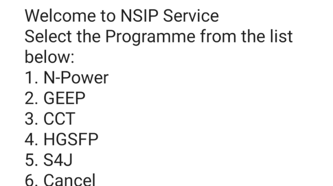 Npower USSD Code To Check Shortlisting Status